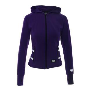 Women's hoodie Errea Sport Fusion