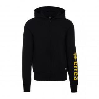 Jacket fleece Errea essential graphic ad