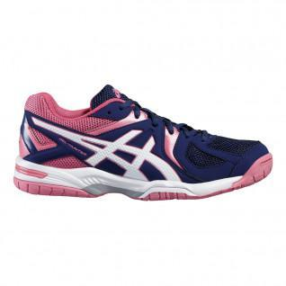 Women Asics Gel-Hunter 3 blue / white / pink