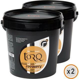 Drinks TORQ Recovery – 0,5kg x 2