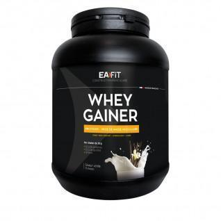 Vanilla Whey gainer EA Fit
