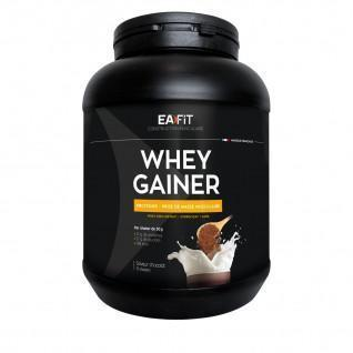 Chocolate Whey gainer EA Fit