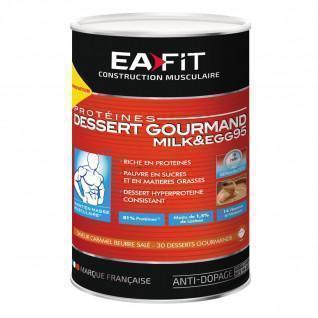 Milk & Egg Gourmet Dessert Salted Butterscotch EA Fit