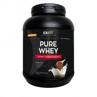 Pure Whey double chocolate EA Fit