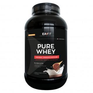 Pure whey double chocolate EA Fit 2,2kg