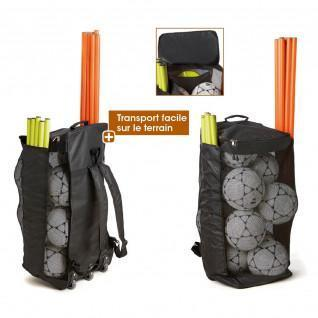 backpack with wheels Tremblay