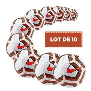 Pack of 10 Nike Strike Pro Team Balls