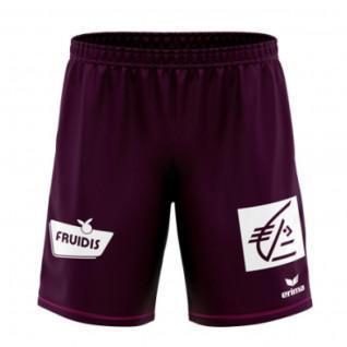 HBC Nantes 2020/21 home shorts