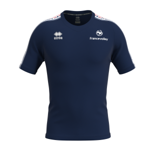 Training jersey side team of France 2020