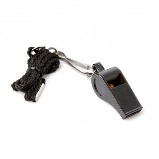 Set 1 plastic whistle + 1 cord