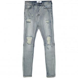 Jean Sixth June Cargo Ripped