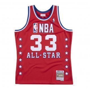 NBA All Star jersey West Kareem Abdul-Jabbar