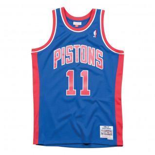 Jersey Detroit Pistons Isiah Thomas