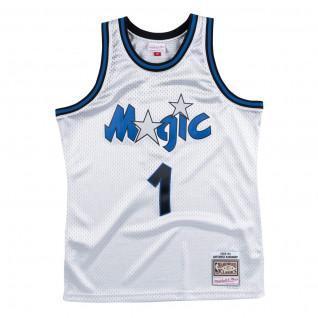 Orlando Magic platinum Anfernee Hardaway Jersey