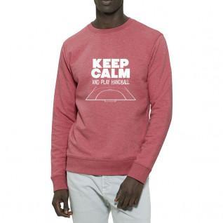 Mixed Sweatshirt Keep Calm & Play Handball