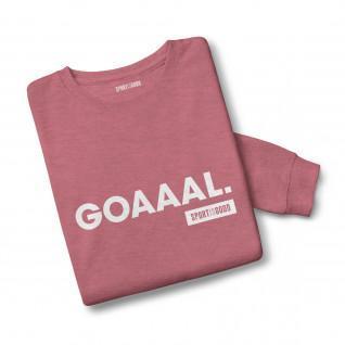Sweatshirt mixed GOAAAL