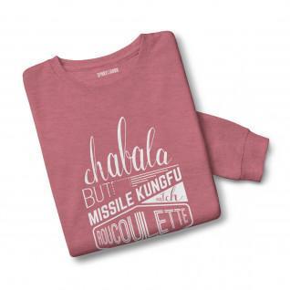 Sweatshirt mixed Chabala