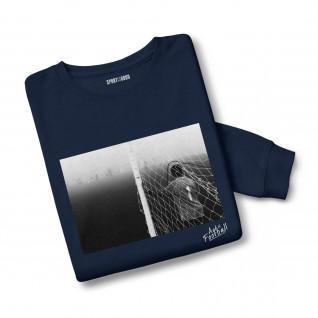 Mixed Sweatshirt Black & White Art x Football