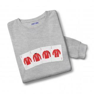 Mixed Sweatshirt Manchester United Square 7