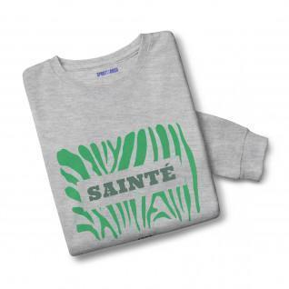 Sweatshirt Mixed Saint Etienne