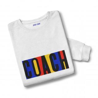 Mixed Coach Sweatshirt