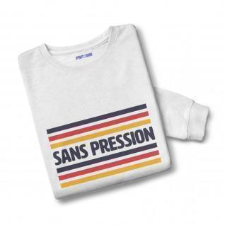 Mixed Sweatshirt Without Pressure