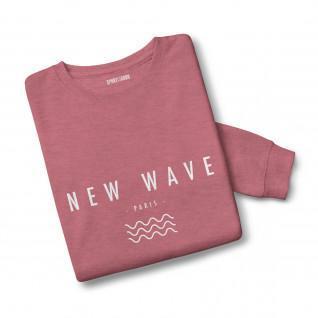 New Wave Mixed Sweatshirt