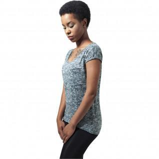 Woman's Urban Classic burnout T-shirt