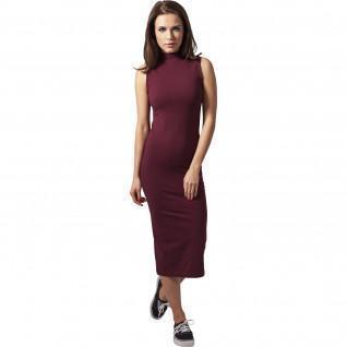 Women's Urban Classic stretch turtlene dress
