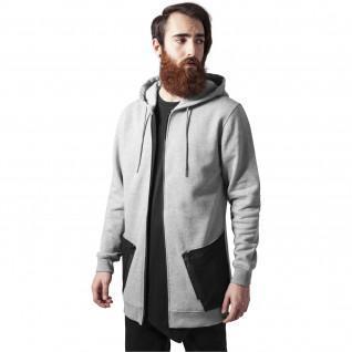 Sweatshirt Urban Classic long pead zip