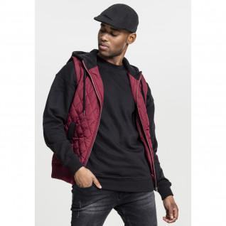 Urban Classic diamond ed hooded jacket