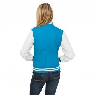 Jacket woman Urban Classic light college