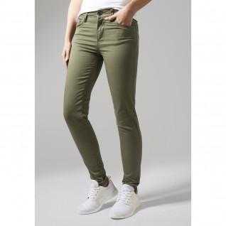 Trousers woman Urban Classic skinny