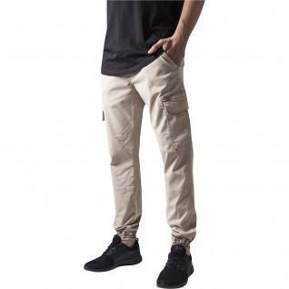 Urban Classic wahed cargo twill pants