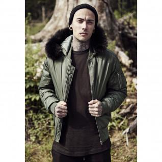 Urban Classic hooded basic jacket