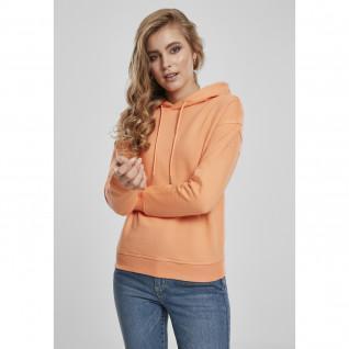Woman's Urban Classic basic ribbed sweatshirt