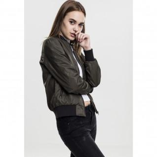 Jacket woman Urban Classic nylon twill