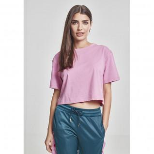 Woman's Urban Classic short Oversized T-shirt