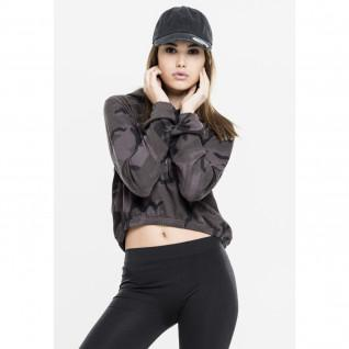 Hooded sweatshirt woman Urban Classic
