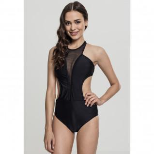 Urban Classic mesh swimsuit