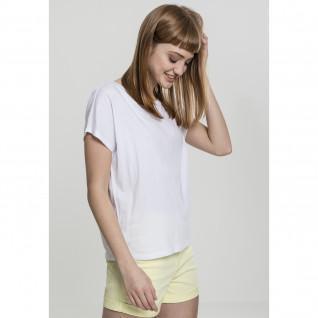 T-shirt woman Urban Classic basic drop