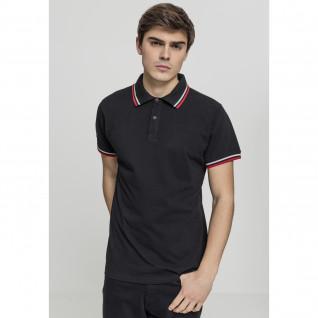 Urban Classic double stripe polo shirt