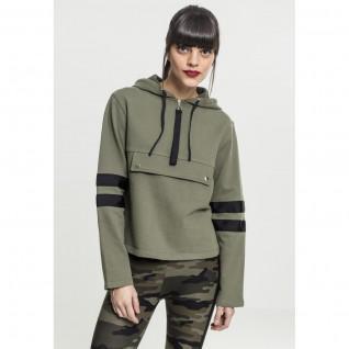 Sweatshirt woman Urban Classic pead terry troyer