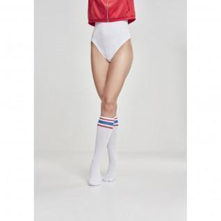 Pack of 2 Socks Urban Classic basic stripe