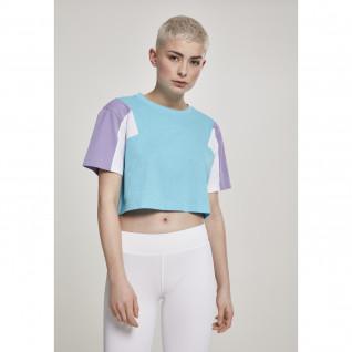 Woman's Urban Classic 3-tone Oversized GT T-shirt