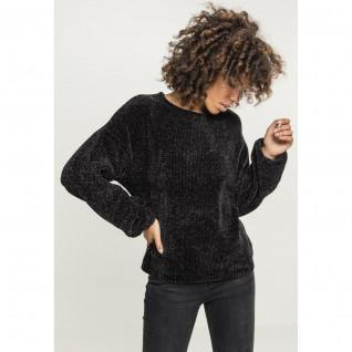 Sweatshirt woman Urban Classic chenille