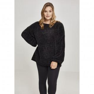 Sweatshirt woman Urban Classic chenille GT