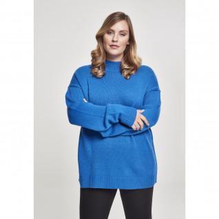 Sweatshirt woman Urban Classic turtlene GT [Size 5XL]