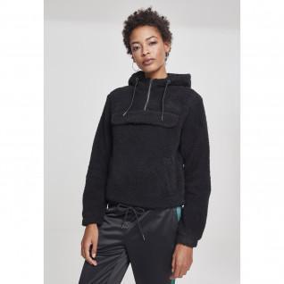 Sweatshirt woman Urban Classic herpa sweater over