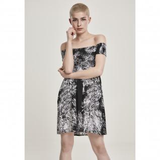 Women's Urban Classic moked dress